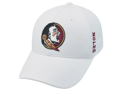 Florida State Seminoles Top of the World NCAA White Booster Cap