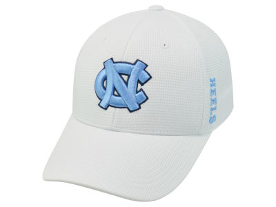 North Carolina Tar Heels Top of the World NCAA White Booster Cap