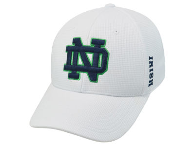 Notre Dame Fighting Irish Top of the World NCAA White Booster Cap