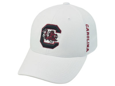 South Carolina Gamecocks Top of the World NCAA White Booster Cap