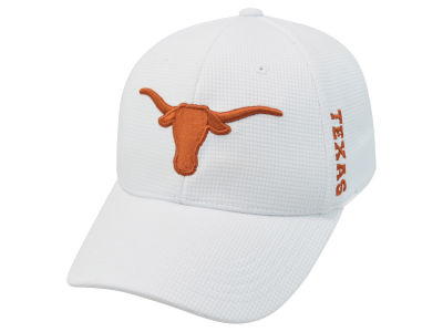 Texas Longhorns Top of the World NCAA White Booster Cap