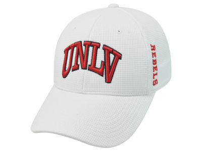 UNLV Runnin Rebels Top of the World NCAA White Booster Cap