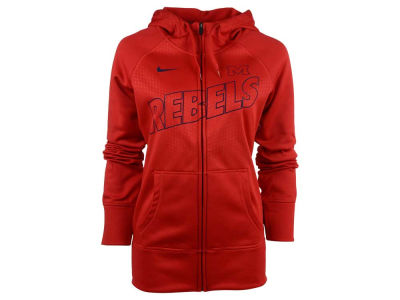 Ole Miss Rebels Nike NCAA Women's Stadium Full-Zip Hoodie