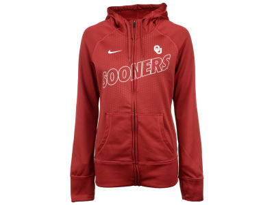 Oklahoma Sooners Nike NCAA Women's Stadium Full-Zip Hoodie