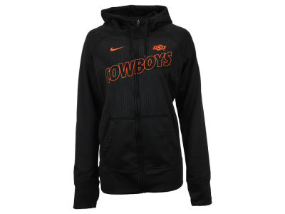 Oklahoma State Cowboys Nike NCAA Women's Stadium Full-Zip Hoodie