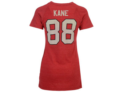 Chicago Blackhawks Patrick Kane Reebok NHL Women's Player V-Neck T-Shirt