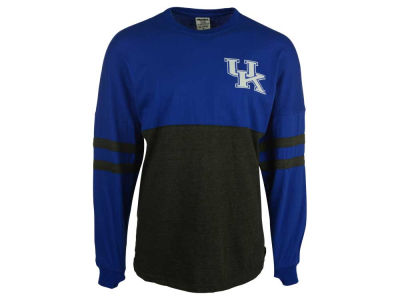 Kentucky Wildcats NCAA Women's Varsity Sweeper Long Sleeve T-Shirt