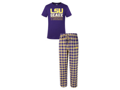 LSU Tigers NCAA Men's Medalist Sleep Outfit