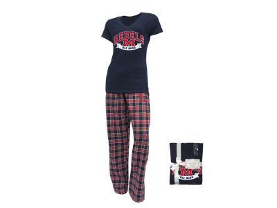 Ole Miss Rebels NCAA Women's Medalist Sleep Outfit