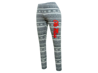 Ole Miss Rebels NCAA Women's Comeback Tribal Leggings