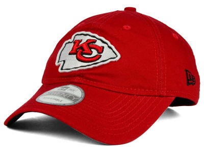 Kansas City Chiefs New Era NFL Core Shore 9TWENTY Cap
