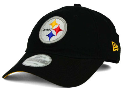 Pittsburgh Steelers New Era NFL Core Shore 9TWENTY Cap