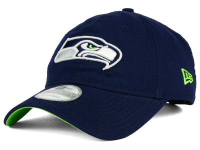 Seattle Seahawks New Era NFL Core Shore 9TWENTY Cap
