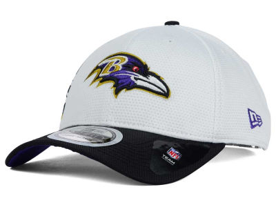 Baltimore Ravens New Era NFL Zoom Slice 39THIRTY Cap