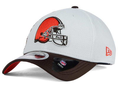 Cleveland Browns New Era NFL Zoom Slice 39THIRTY Cap