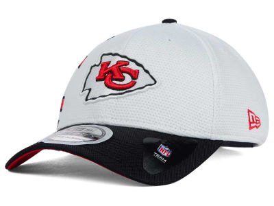 Kansas City Chiefs New Era NFL Zoom Slice 39THIRTY Cap
