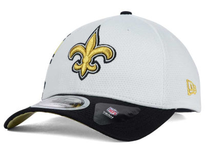 New Orleans Saints New Era NFL Zoom Slice 39THIRTY Cap