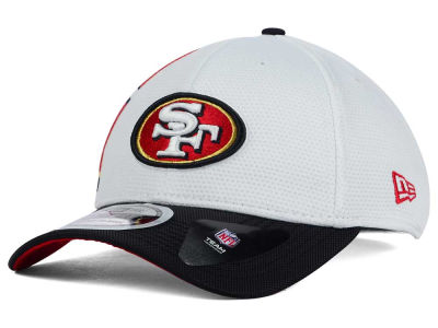 San Francisco 49ers New Era NFL Zoom Slice 39THIRTY Cap