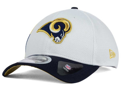 St. Louis Rams New Era NFL Zoom Slice 39THIRTY Cap
