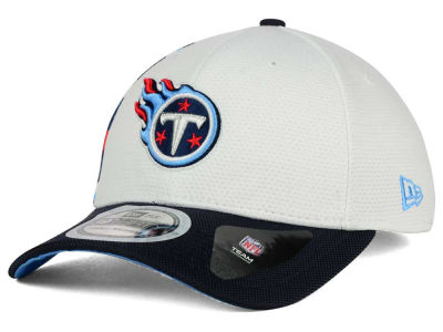 Tennessee Titans New Era NFL Zoom Slice 39THIRTY Cap