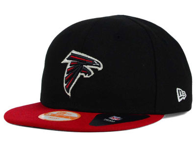 Atlanta Falcons New Era NFL Infant My 1st 9FIFTY Snapback Cap
