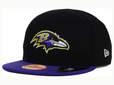 Baltimore Ravens New Era NFL Infant My 1st 9FIFTY Snapback Cap