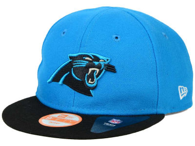 Carolina Panthers New Era NFL Infant My 1st 9FIFTY Snapback Cap