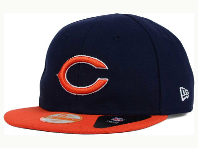 Chicago Bears New Era NFL Infant My 1st 9FIFTY Snapback Cap