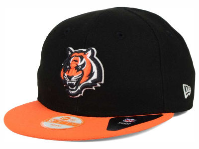 Cincinnati Bengals New Era NFL Infant My 1st 9FIFTY Snapback Cap
