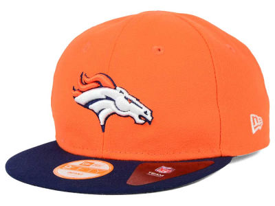 Denver Broncos New Era NFL Infant My 1st 9FIFTY Snapback Cap