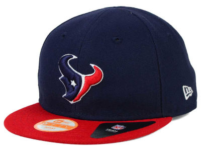 Houston Texans New Era NFL Infant My 1st 9FIFTY Snapback Cap