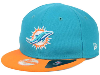 Miami Dolphins New Era NFL Infant My 1st 9FIFTY Snapback Cap