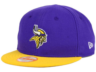 Minnesota Vikings New Era NFL Infant My 1st 9FIFTY Snapback Cap