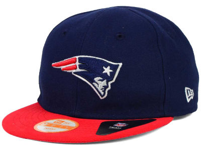 New England Patriots New Era NFL Infant My 1st 9FIFTY Snapback Cap