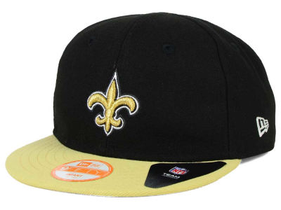 New Orleans Saints New Era NFL Infant My 1st 9FIFTY Snapback Cap