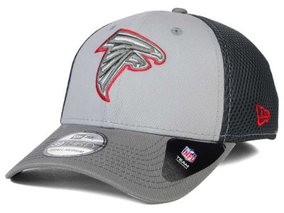 Atlanta Falcons New Era NFL Greyed Out Neo Flex 39THIRTY Cap