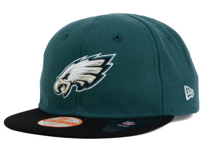 Philadelphia Eagles New Era NFL Infant My 1st 9FIFTY Snapback Cap