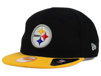 Pittsburgh Steelers New Era NFL Infant My 1st 9FIFTY Snapback Cap
