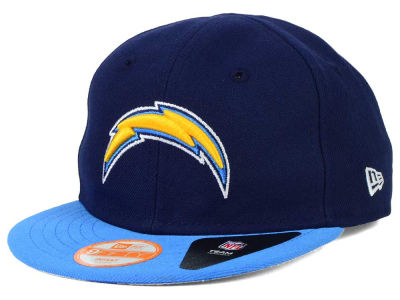 San Diego Chargers New Era NFL Infant My 1st 9FIFTY Snapback Cap
