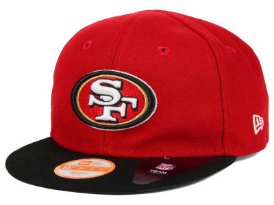 San Francisco 49ers New Era NFL Infant My 1st 9FIFTY Snapback Cap