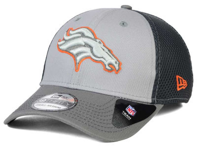 Denver Broncos New Era NFL Greyed Out Neo Flex 39THIRTY Cap