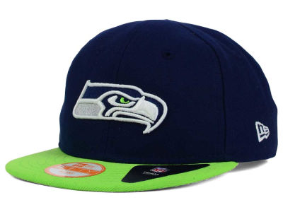 Seattle Seahawks New Era NFL Infant My 1st 9FIFTY Snapback Cap
