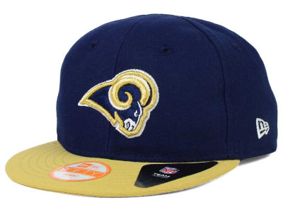 Los Angeles Rams New Era NFL Infant My 1st 9FIFTY Snapback Cap