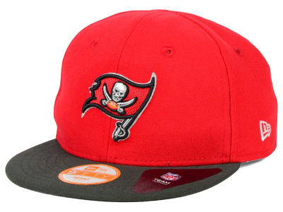 Tampa Bay Buccaneers New Era NFL Infant My 1st 9FIFTY Snapback Cap