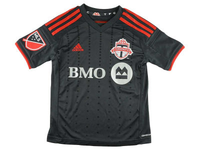 Toronto FC adidas MLS Youth Secondary Replica Jersey