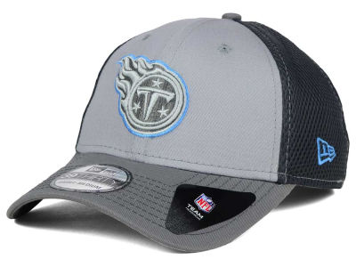 Tennessee Titans New Era NFL Greyed Out Neo Flex 39THIRTY Cap