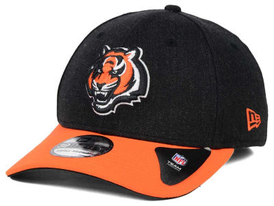 Cincinnati Bengals New Era NFL Change Up Heather 39THIRTY Cap