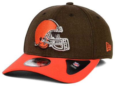 Cleveland Browns New Era NFL Change Up Heather 39THIRTY Cap