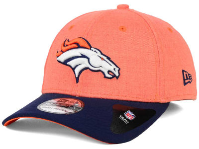 Denver Broncos New Era NFL Change Up Heather 39THIRTY Cap