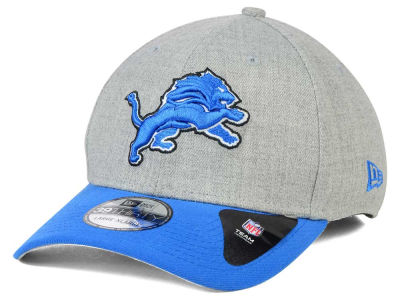 Detroit Lions New Era NFL Change Up Heather 39THIRTY Cap